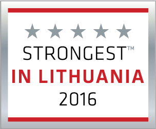 VR strongest in Lithuania 2016